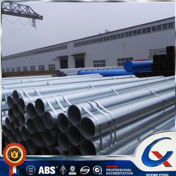Large diameter 10 inch carbon steel pipe, hot dip galvanized steel pipe
