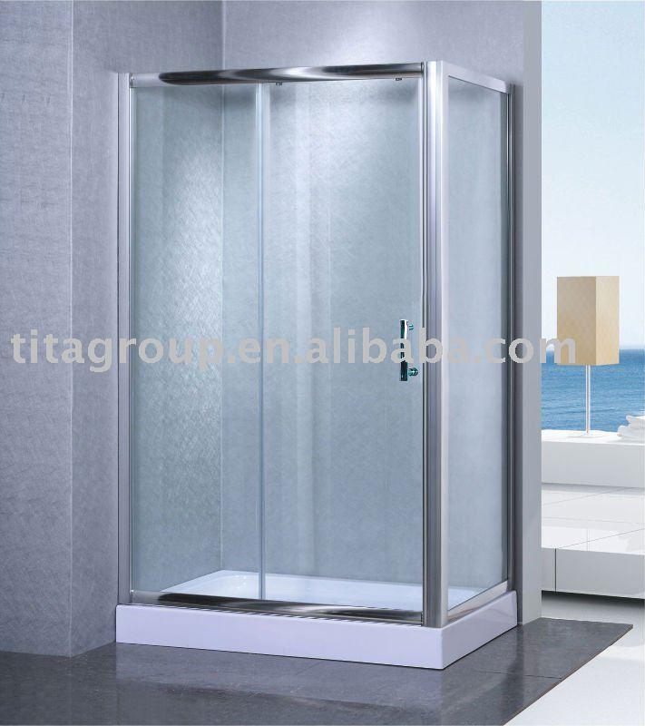 Cabina de ducha envolvente sin marco gabinetes de ba o - Cabina de bano ...