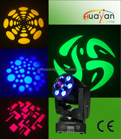 High performance economic 30W white spot+6*8W RGBW wash moving head light wedding uplight shows light dj gear dmx512