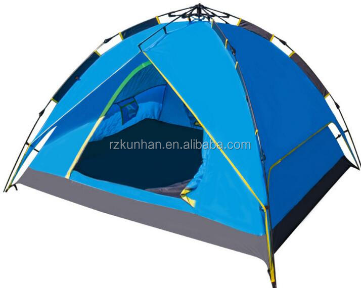best selling Automatic Open 2 Layer camping tent outdoor Waterproof folding car tent