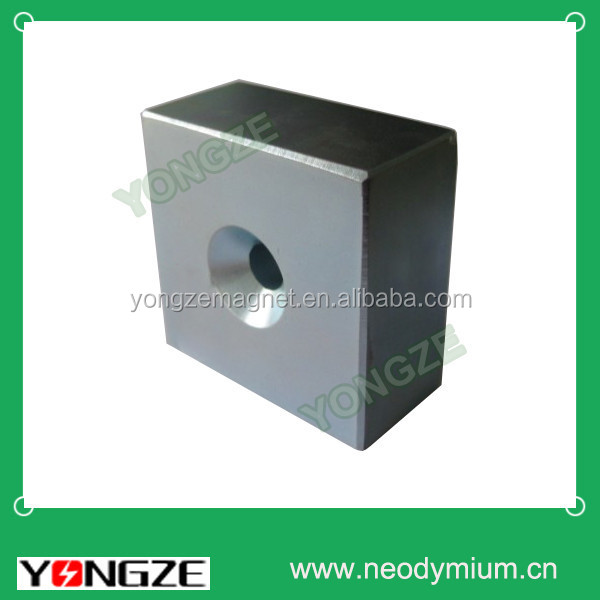 Super high quality 50*50*25mm rare earth magnet for sale.