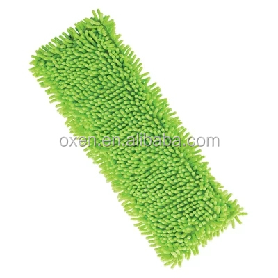 microfiber chenille mop with telescope pole
