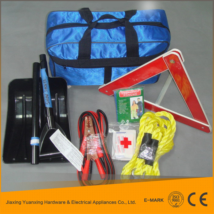 Car emergency tools set rep kit engine