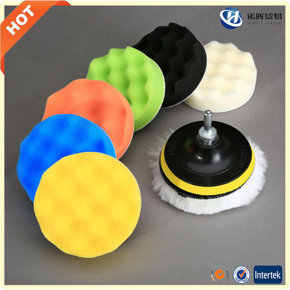 manufacturer supply best wool felt glass polishing wheel in stock