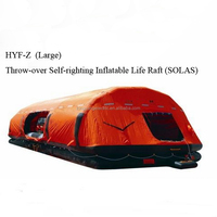 100 Person Marine Life Raft