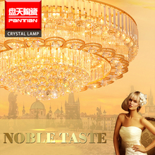 Crystal hanging pedant lamp led light price list modern chandeliers beat pendant lamps