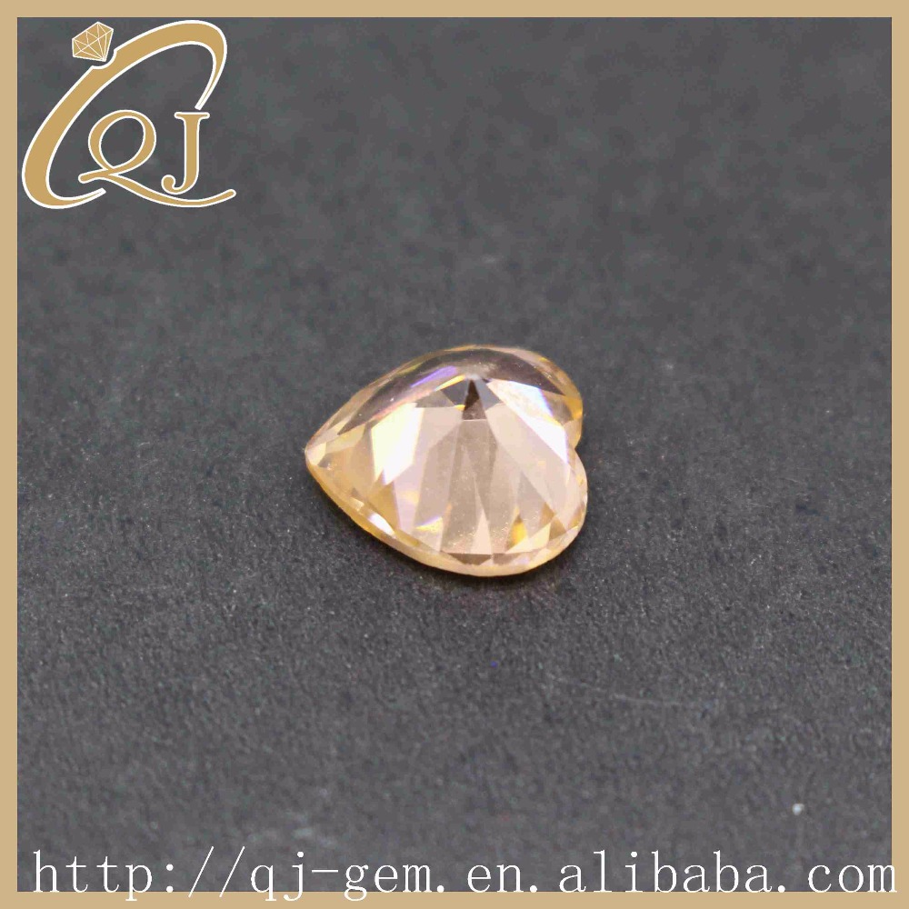 Fashion design for women high quality crystal zirconia stone