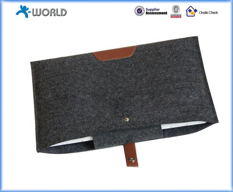 china supplier Neoprene messenger case with handle for ipad pro factory