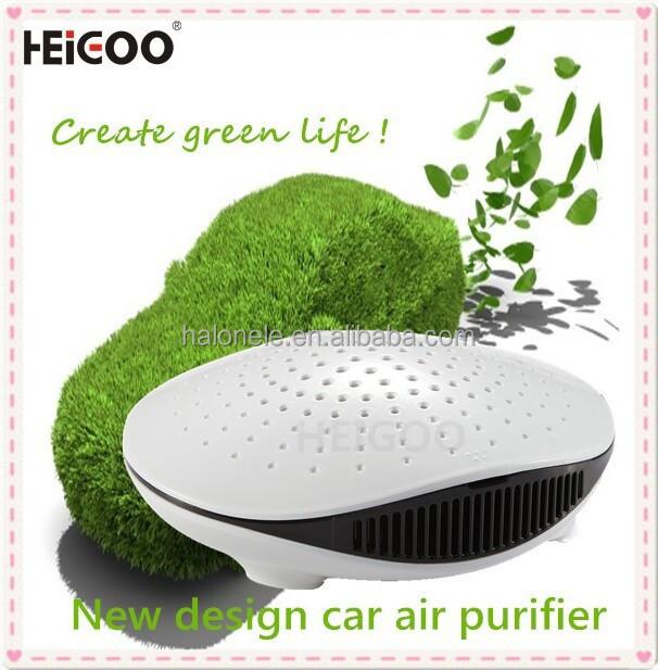 Portable Air Conditioner For Car , Mini Car Air Purifier