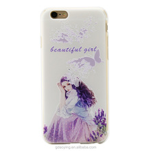 mobile phone case printing 3d sublimation TPU cover case For Iphone 6 6s
