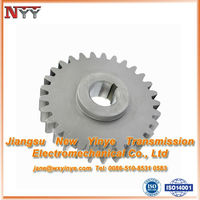 straight spur gear small