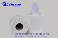 Super water absorbent embossed center pull hand towel tissue toilet paper