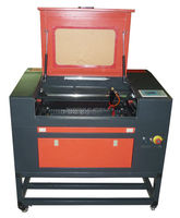 Manual/Electric Laser Engraving/cutting Machine for wood/acrylic/leather