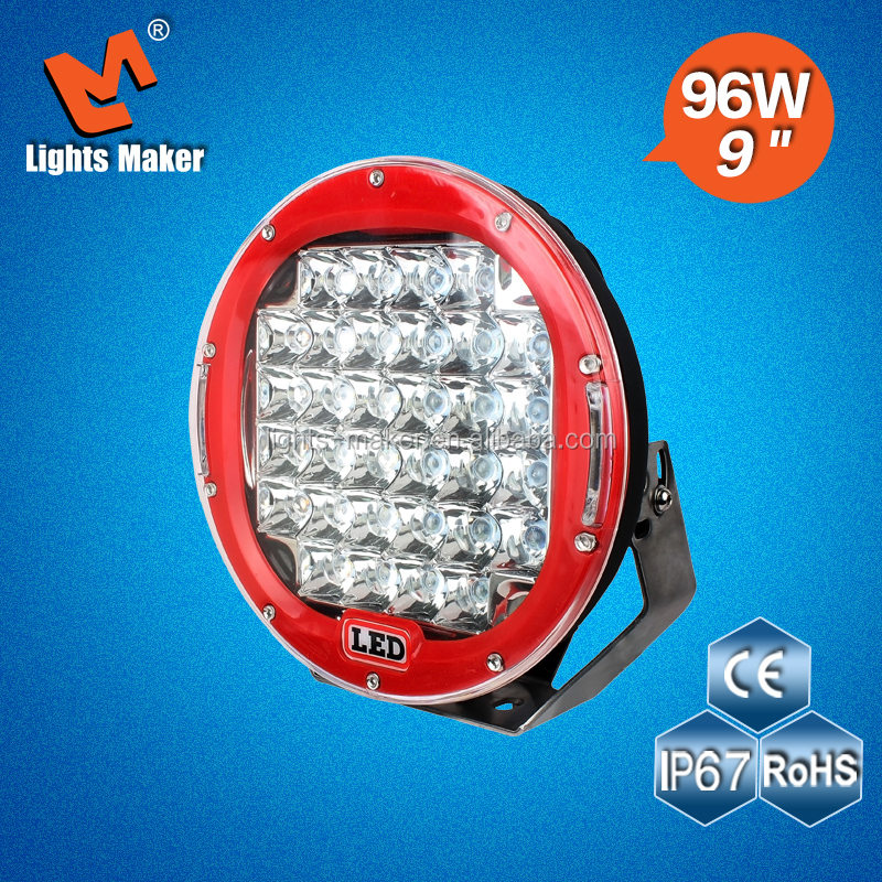 New Arrival LED Driving Light for Car,Trucks Off road car accessories