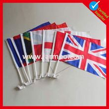 decorative polyester union jack car flag