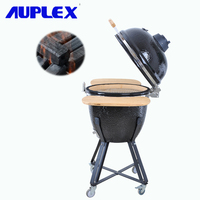 Pot Belly Style Stoves 21 Inches Steel Kamado Grill from China Supplier