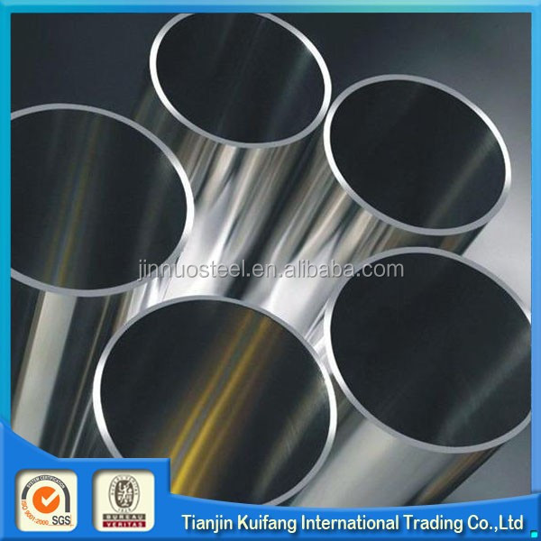 Stainless Steel Tube 304 outer diameter 50.8mm polished surface finish