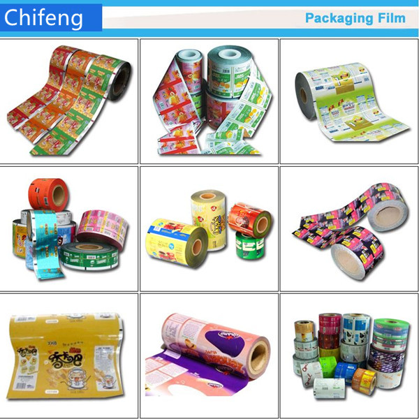 laminating pouch bag with zipper