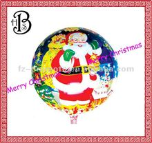 Christmas foil balloon