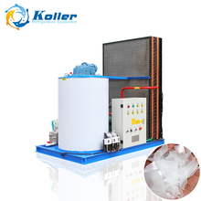 Manufacturer Made 3 tons flake ice machine with Pure and Dry Flake Ice
