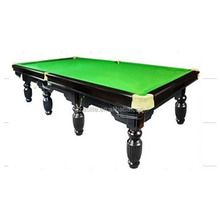 Solid Wood English Style Snooker Billiards Table