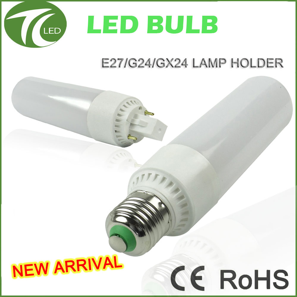 Private design led dimmable corn lamp SMD source White/Warm white light bulb bottle