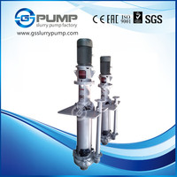 submersible slurry pump with agitaror in fish pond to suck soil
