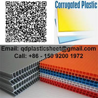 Corrugated Plastic, Corrugated PP, Corrugated Polypropylene