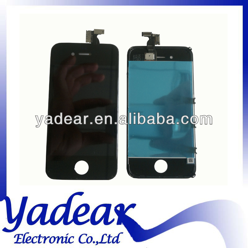 phone accessories for iphone 4s lcd with digitizer assembly