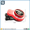 Mobile Phone Mini Universal Wide Angle Fisheye Selfie LED Fill Light