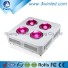 200W LED Growing Lights COB Led Grow Light 4*50w Full Spectrum for Agricultural Hydroponics,Garden Grow, Medical Plants Red/Blue