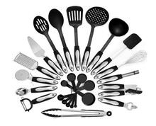 hot selling 2017 amazon 26 piece well equipped hotel kitchen and tools and equipment