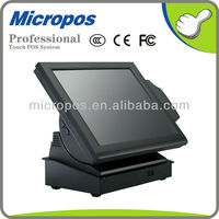 Touch monitor for POS