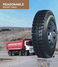 Tire manufacturer China wholesale Double Star brand truck tire R22.5 R19.5 R24.5