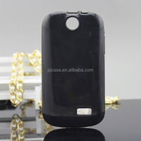 Small diamond grain for BLU DASH JR 3.5 D139 D140 tpu case, Smooth soft tpu back cover case for BLU DASH JR 3.5 D139 D140