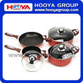 7pcs cookware set