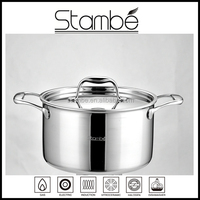 Germany Brand stainless steel cookware sets kitchen