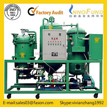 Well known automatic essential waste engine oil regeneration system