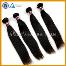 Unprocessed raw and xbl soft factory provided price 4a brazilian virgin hair