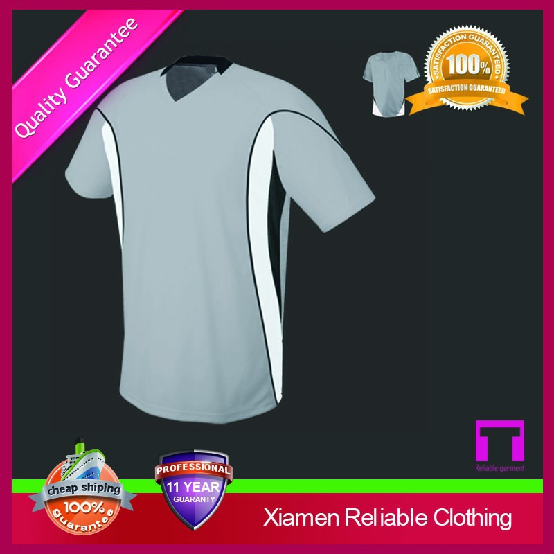 Best quality hot selling xxxxl size jersey by China supplier