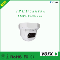 2.0MP 1080P 2X zoom 30m IR dome surveillance camera