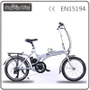 MOTORLIFE/OEM EN15194 new style 250w 20 inch japanese electric bike,e pocket bike
