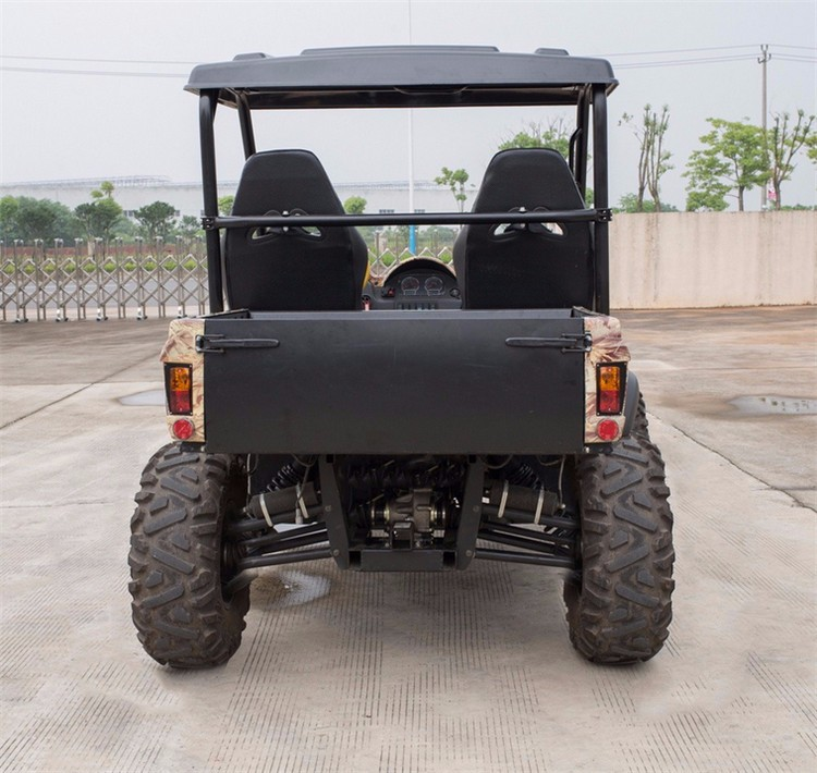 electric dune buggy utv