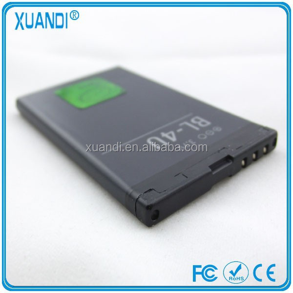 for Nokia battery,1000mAh accessories mobile phone battery,fit for C5-03