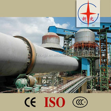 2014 China Energy saving aluminum oxide rotary kiln