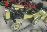 12 hp small farm tractor