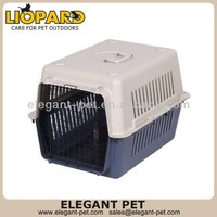 Popular low price dog crates/transport dog carrier