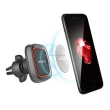 APPS2Car Hot Sale Air Vent Mount Magnet Cell Phones Holder Car Universal For iPhone 6S 7plus HTC