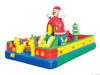bouncer inflatable castle playground game, inflatable slide bouncer fir shoppping mall
