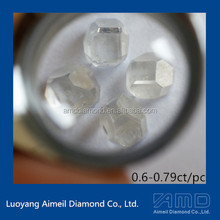 Man-Made Big Size HPHT Rough Diamond for Gem Application